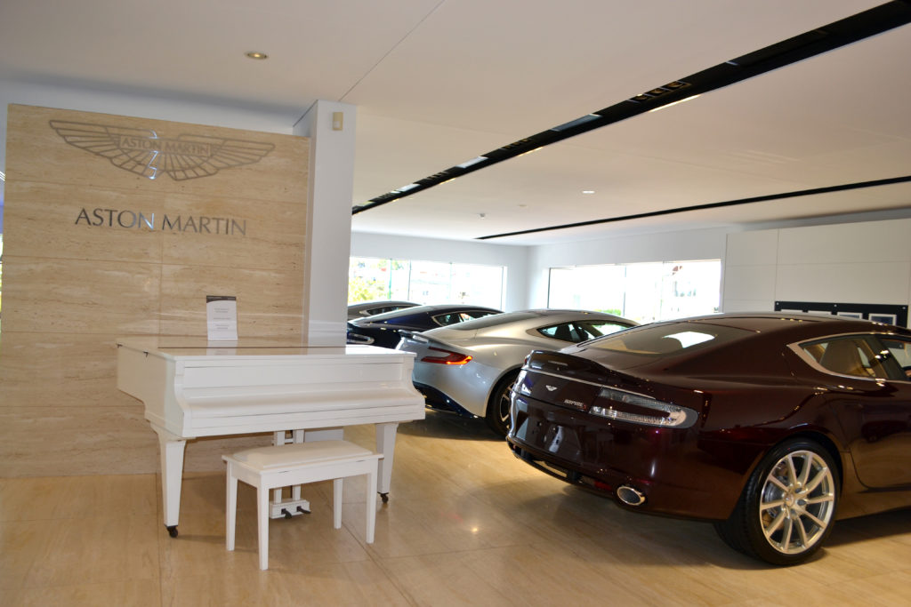 Sunshine Aston Martin by Birchall & Partners Architects, Gold Coast