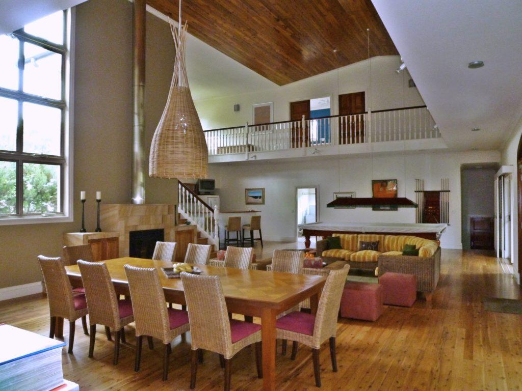 Moreton Island Beach House by Birchall & Partners Architects